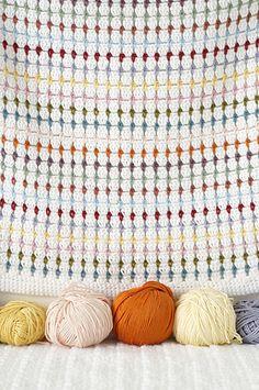 Crochet your own Annie Baby Blanket!