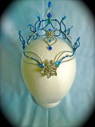 Ballet headpiece from Pointe Creations