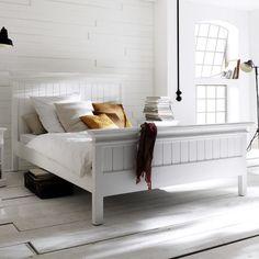 Halifax Panel Bed | Wayfair