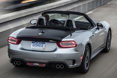 Fiat 124 Sport Spider, Miata Club, New Corolla, Mazda Miata, Automatic Transmission, Convertible, Garage, Future, Autos