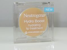 Beauty :: Neutrogena Hydro Boost Hydrating Lip Treatment ($8.99) is part of the new Neutrogena Hydro Boost Makeup Collection that's launching for Spring 2017. This new lip treatment conditioner keeps lips soft, smooth, and well hydrated courtesy a formula infused with Hyaluronic Acid. Neutrogena Hydro Boost Hydrating Lip Treatment is a very nice, highly moisturizing lip balm […] The post Neutrogena Hydro Boost Hydrating Lip Treatment Review & Swatches appeared first on Musings of a Muse. Neutrogena Lip Gloss, Hyaluronic Acid Lips, Nivea Lip Butter, Lip Conditioner, Lip Hydration, Lip Swatches, Daily Makeup, Lip Moisturizer, Flawless Skin
