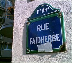 rue Faidherbe - Paris 11ème