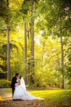 Seattle Wedding Portraits Karen And Carlos Washington Park Arboretum
