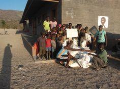 DHPS Rotary Interact Club donates food and school supplies to Otjikondavirongo, Okondjombo and Marienfluss schools in the greater Kunene region, Namibia