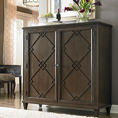 Bar Cabinet by HGTV HOME Furniture available at Furniture Fair Cincinnati, OH and Northern KY. Design your home with style and flair at Furniture Fair.