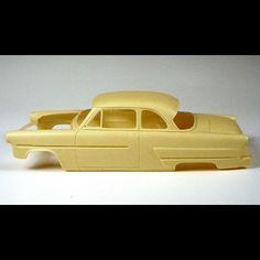 1953 Ford Customline - Perrys Resin