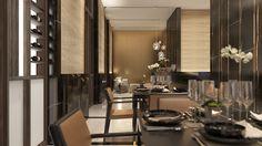 Fendi   restaurant    concept design
