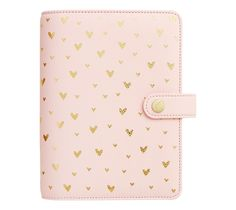 Spread the love with this gorgeous pink Limited Edition Personal Planner,