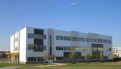 NBCC, Moncton, NB - Ideal Roofing Co. Ltd.