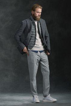 Brunello Cucinelli - Fall 2016 Menswear