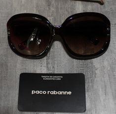 lunettes de soleil vintage Paco Rabane, femme, parfait état, made in France, 3086aa7c4f8b