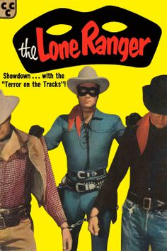 The Lone Ranger Comic 121 CoolCowboyComics brings you western comic books on Kindle! Great Tv Shows, Old Tv Shows, Vintage Comic Books, Vintage Comics, Western Comics, Western Art, Rangers News, Annie Oakley, The Lone Ranger