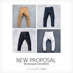 """新提案ボトムス予約販売 [ http://www.aud-inc.com/page/291 ]  道着や作務衣に用いられる刺子素材を使用した刺子""""BORO""""アンクルパンツを初め、股上の深い形状の""""ロークロッチアンクル""""新シルエット3型が予約販売開始。  Audience渾身の新提案を是非ご覧くださいませ。  #ボトムス #高円寺 #刺子 #BORO #ロークロッチ #アンクル #藍 #くるぶし丈 #パンツ #デニム #インディゴ染め #ホワイトデニム #アンクルパンツ #ストレッチチノ #チノパン #ヘビーチノ #サルエル #メンズ #mens #東京 #style #fashion #NowAvailable #webstore"""