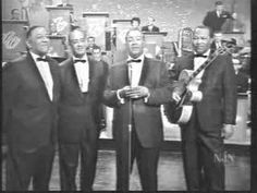 """The Mills Brothers """"Cab Driver"""" 1968 on Lawrence Welk Show"""
