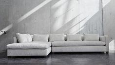 Modern Sectional Sofa at http://www.montauksofa.com