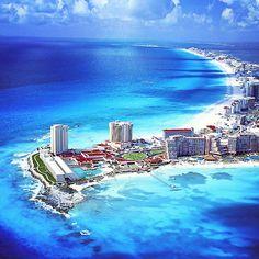 Cancún - México  #travel #traveling #visiting #instatravel #instago #instagood #trip #photooftheday #travelling #tourism #tourist #instapassport #instatraveling #mytravelgram #travelgram #travelingram #gootur #viagem #love #life #lol #voegootur