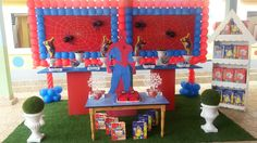 Festa Homem Aranha 2014