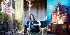 Southern Small Towns | Garden and Gun - Includes Florence, Alabama as the Best Art and Design Town. #shoals