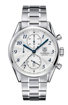 """TAG Heuer """"Carrera Heritage"""" Automatic Chronograph Watch, Jewelry & Accessories - Watches - All Watches - Bloomingdale's Tag Watches, Fine Watches, Rolex Watches, Watches For Men, Tag Heuer Carrera Chronograph, Tag Heuer Carrera Calibre, Carrera Watch, Audemars Piguet Watches, Watch Sale"""