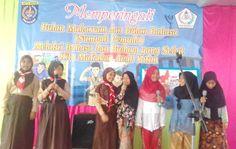 SDN Mekarjaya 11 Helat Bulan Bahasa di Hari Sumpah Pemuda
