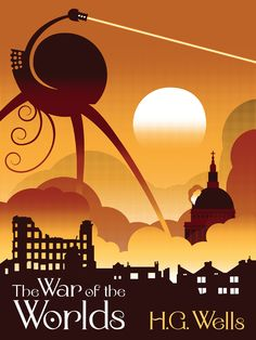 War of the Worlds Screenprint by *McJade on deviantART