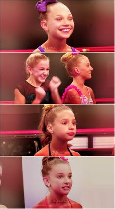 Maddie is the worst Chloe is the best Paige try's her best kenzie has the song and kendall is like a peaceful swan