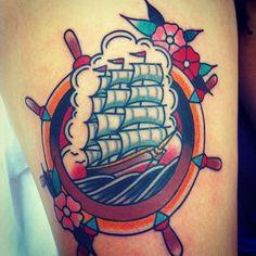 tattoos + tutus | ourendlessdays: Mitch Love