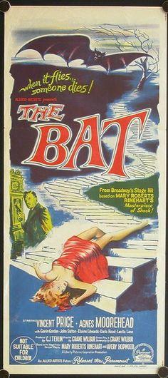 The Bat - Giant monster movie