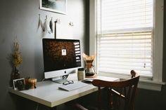 しっかりとした作業スペース