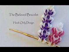 The Beloved Bracelet - Hook Only Design - YouTube