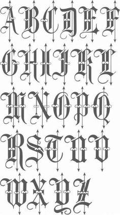 Ideas Tattoo Font Alphabet Style Hand Lettering … – Graffiti World Tattoo Schrift Alphabet, Tattoo Fonts Alphabet, Tattoo Lettering Fonts, Graffiti Lettering, Typography Letters, Calligraphy Letters Alphabet, Tattoo Lettering Styles, Fancy Lettering Alphabet, Letter Fonts