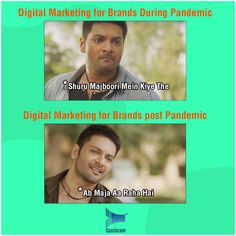 The pandemic has made Brands realise that digital marketing is a necessity. Still, wondering how digital marketing can help your brand grow? Reach Cassixcom at info@cassixcom.com and notice the change yourself. #Cassixcom #Humour #Humor #meme #amazonprime #Mirzapur2 #Laugh #DigitalMarketing #DigitalMarketingAgency #Digital #BusinessDevelopment #MarketingAgency #OnlineMarketing #India Digital Marketing Services, Online Marketing, You Changed, Abs, India, Memes, Creative, Humor, Crunches
