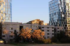 Villa San Luis, Iluminada y con sus días contados. Santiago. Chile. Agosto 2014