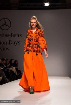 Бренд Yuliya Magdych  Kiev fashion people.com     Ukrainian beauty folk fashion