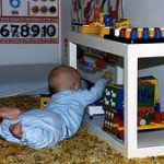 How to Set Up Your Home for an Infant by Using Montessori Principles