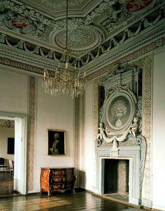 Zimmer der Herzogin. Schloss Moritzburg - immer einen Besuch wert.