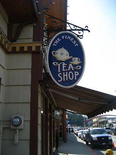 (The Finest Tea Shop, WA - By AGA~mum)