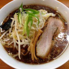 麺の蔵の醤油ラーメン(あっさり・細麺)