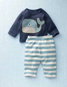 Whale pyjama set- neeeed it, but can't bring myself to pay that much for children's clothing!