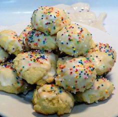 Italian Ricotta Cookies | I made my Gram some cookies for he… | Flickr