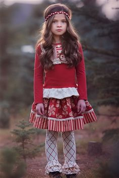 65eca6238 Persnickety Clothing Holiday Sadie Skirt in Red Holiday 2015 Persnickety  Clothing, Girls Designer Clothes,