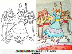 These 23 Coloring Book Corruptions Might Destroy Your Childhood