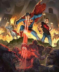 #Comic #DC #Superman