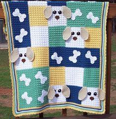 Really cute blanket!