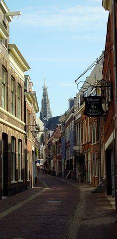 Haarlem, Frankestraat. The Netherlands