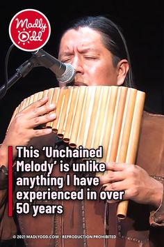 This 'Unchained Melody' is unlike anything I have experienced in over 50 years