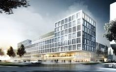 Read everything about competition results on Germany's largest architecture portal: Prize Awarding of contract slapa oberholz pszczulny Multi Story Building, Exterior, Digital, Painting, Karlsruhe, New Construction, Architecture, Projects, Painting Art