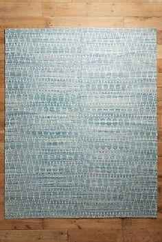 Stitched Pyramid Rug
