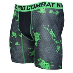 Nike Pro Combat Comp 6\ Athletic Fashion, Athletic Outfits, Athletic Style, Fashion Belts, Sneakers Fashion, Men's Fashion, Men's Activewear, Camo Shorts, Nike Pro Combat