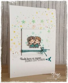Mama Elephant - Cosmic Stars, Create a smile stamps - Ausflippen
